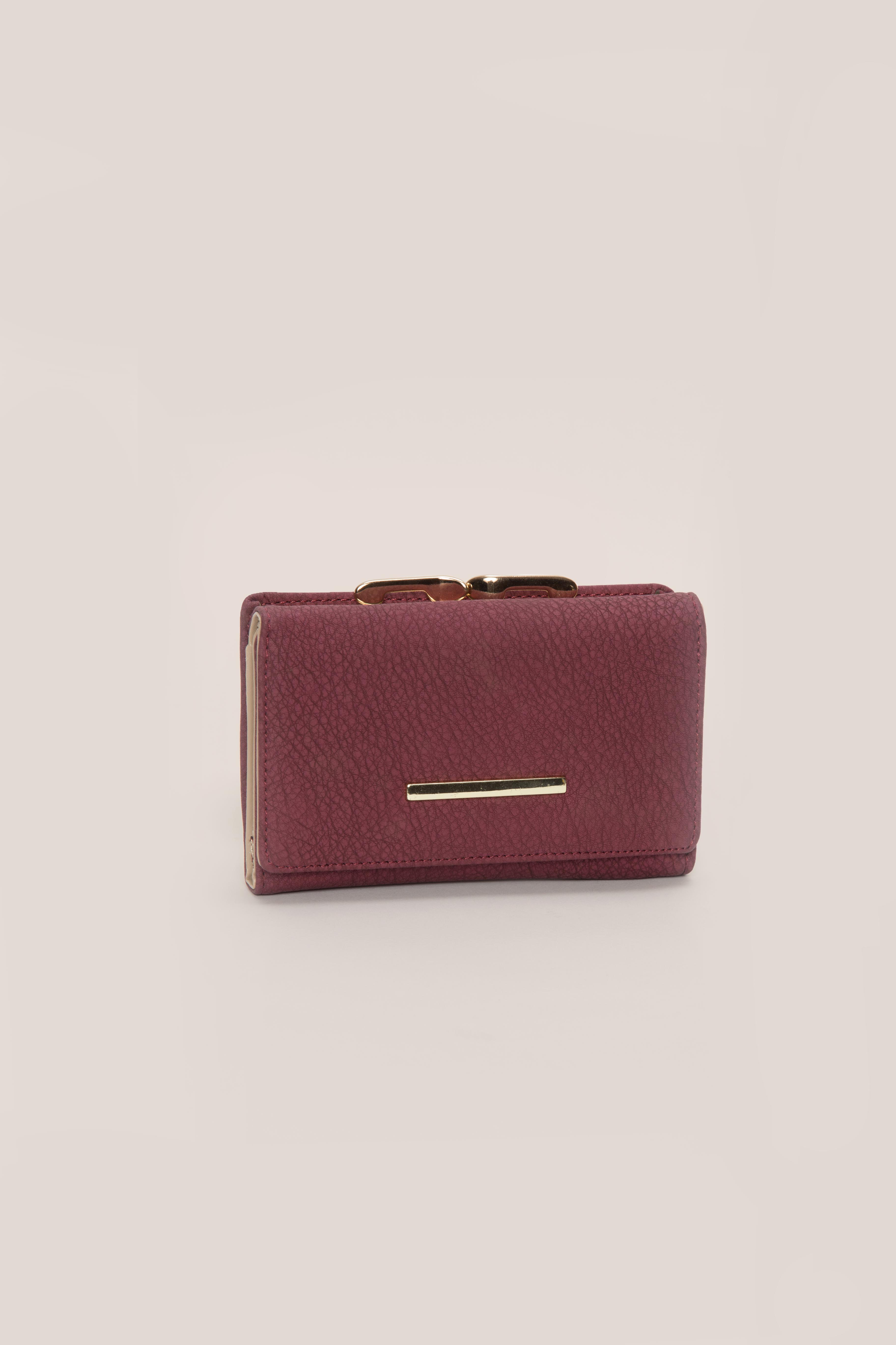 Folle Rosewood Pink Wallet