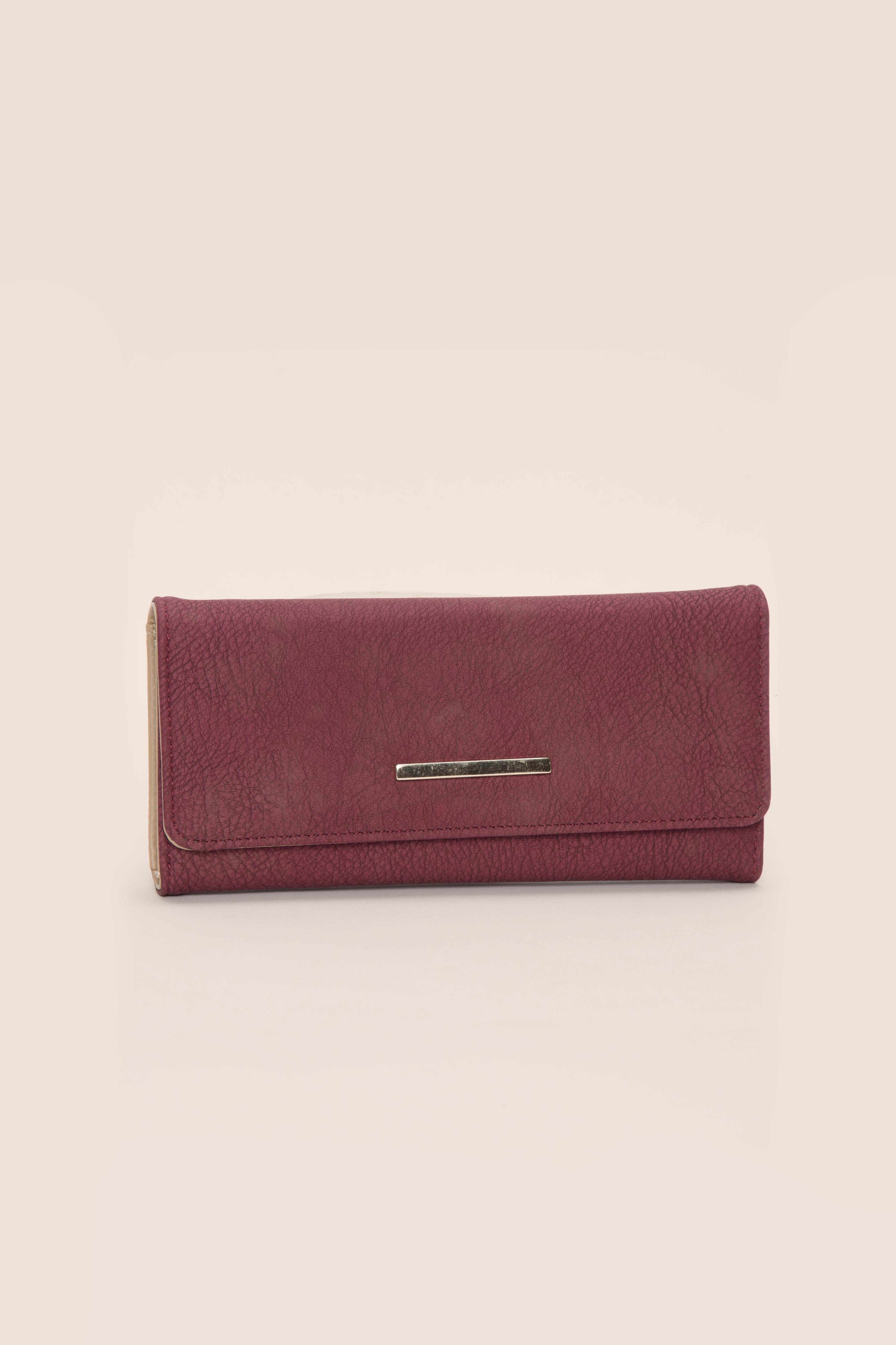 Folle Rosewood Pink Party Mobile Wallet